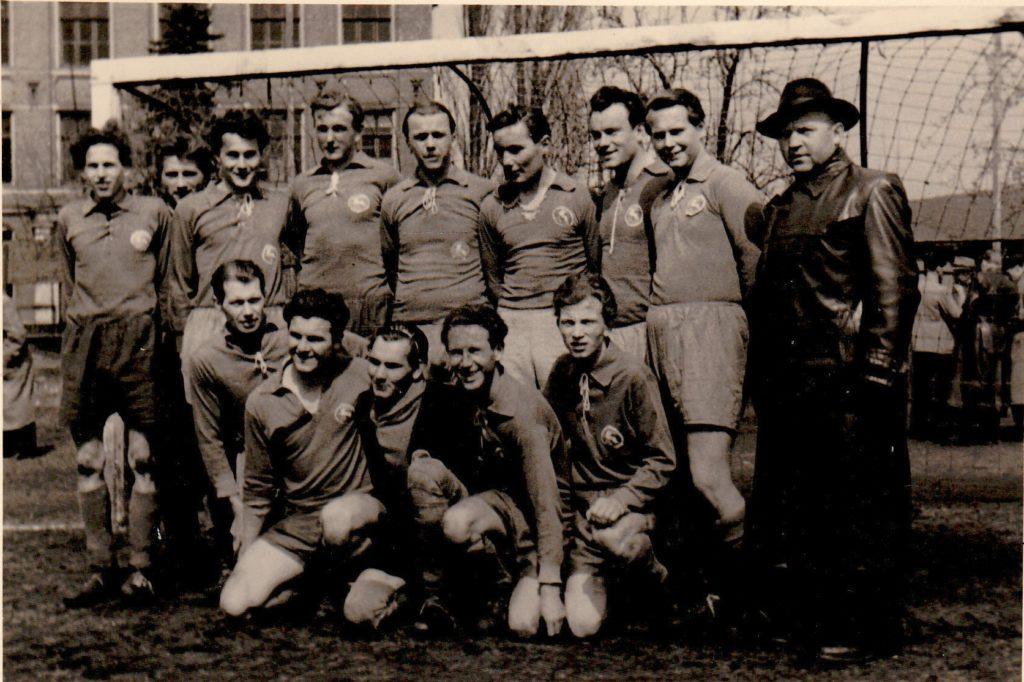 1954/55 2. Männer