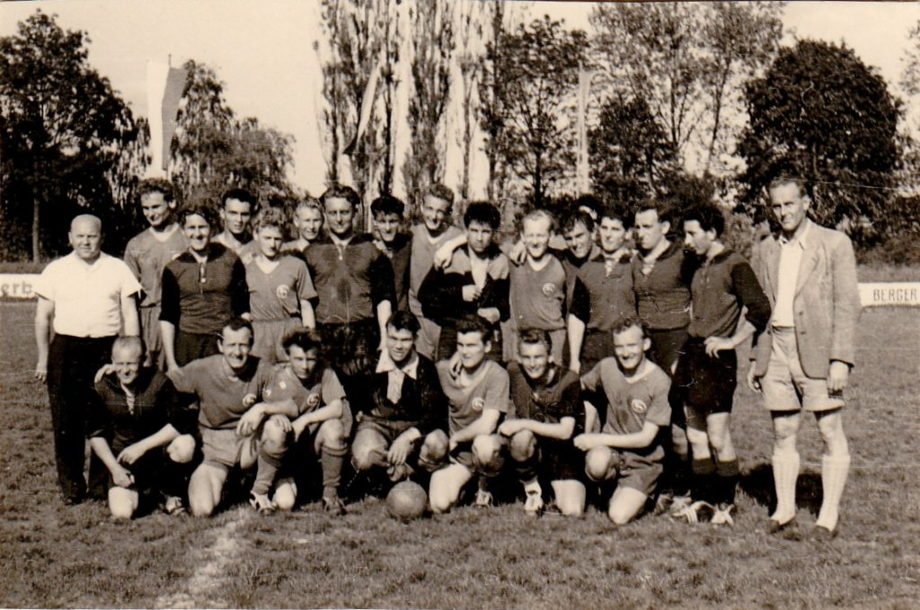 1957 1. Männer